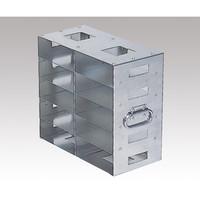 日本フリーザー 卓上型超低温槽(マイバイオキューブ) フリーズボックス用トレー 1個 2-6834-12 (直送品)
