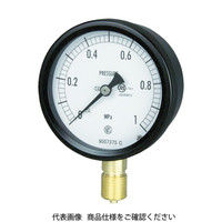 長野計器 密閉形圧力計 BC10-131-1.0MP 1個 161-4321 (直送品)