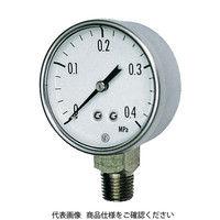 長野計器 小形圧力計 GK20-271-1.0MP 1個 169-3948 (直送品)