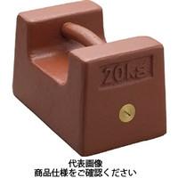 新光電子 ViBRA 鋳鉄製枕型分銅 10kg M1級 M1RF-10K 1個 392-4459 (直送品)