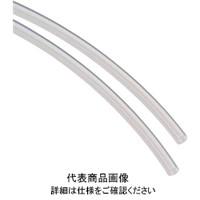 日本ピスコ ピスコ フッ素樹脂(FEP)チューブ クリア 6×4mm 20M SET064020C 1本 406-5972 (直送品)