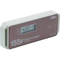 藤田電機製作所 Fujita 表示付温度データロガー(フェリカタイプ) KT-155F 1台 453-7181 (直送品)