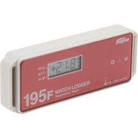 藤田電機製作所 Fujita 表示付温度・衝撃データロガー(フェリカタイプ) KT-195F 1台 453-7203 (直送品)