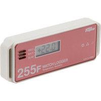 藤田電機製作所 Fujita 表示付温湿度データロガー(フェリカタイプ) KT-255F 1台 453-7211 (直送品)