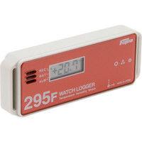 藤田電機製作所 Fujita 表示付温湿度・衝撃データロガー(フェリカタイプ) KT-295F 1台 453-7238 (直送品)