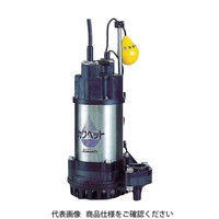 川本製作所 川本 排水用樹脂製水中ポンプ(汚水用)  WUP35060.4SLG 1台 478-5118 (直送品)