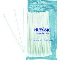 クリーンクロス HUBY コットンアプリケーター (1箱(袋)=100本入) CA-005SP 1箱(100本) 478-6726 (直送品)
