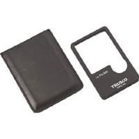 トラスコ中山(TRUSCO) LED付カードルーペ TCPL-45 1個 478-9300 (直送品)