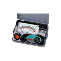 共立電気計器 KYORITSU アナログ接地抵抗計(ハードケース) MODEL4102A-H 1個 479-6845 (直送品)