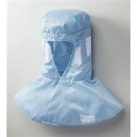 トラスコ中山 TRUSCO 制電子グリッド仕様フード ブルー フリーサイズ TCGFB 1枚 489-2551 (直送品)
