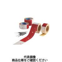 アラオ(ARAO) テープロッド 50w×25M赤白30 ピッチ AR-064 1巻 489-7676 (直送品)