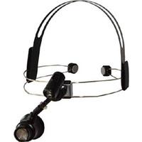京葉光器 リーフ ワイヤーヘッドライト付アイルーペ WHE-100LED 1個 355-9751 (直送品)