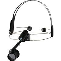 京葉光器 リーフ ワイヤーヘッドライト付アイルーペ WHE-50LED 1個 355-9777 (直送品)
