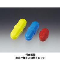 サンプラテック PTFE撹拌子オクタゴナル型カラー 8φ×51 赤  28030 1個  (直送品)