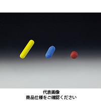 サンプラテック PTFE撹拌子マイクロ型カラー 2φ×2 赤  28064 1個  (直送品)
