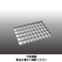サンプラテック PET角型ケース(A4サイズ) P-1 28260 (直送品)