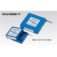 シム&ゲージ フィラーテープ 12.7幅  2MX0.19 1本  (直送品)