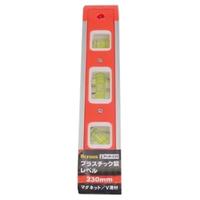 パオックプラスチック製レベルPLMー230 1セット(14個:1個×14)(直送品)