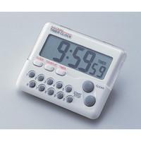 カスタム(CUSTOM) 10キータイマー 899 1セット(2台) 6-4026-01 (直送品)