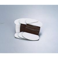 アズワン フッ素樹脂たこ糸 10m巻細 茶 1セット(4巻) 7-260-01 (直送品)