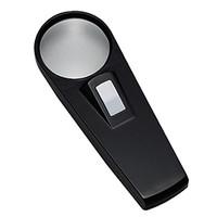 池田レンズ ライト付ルーペ  L-120 1個  (直送品)