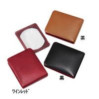 池田レンズ ポケットルーペ 茶  3130-BR 1個  (直送品)