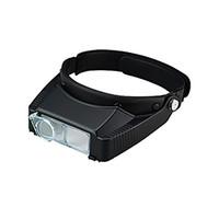 池田レンズ 双眼ヘッドルーペ 補助レンズ付  BM-120CE 1個  (直送品)