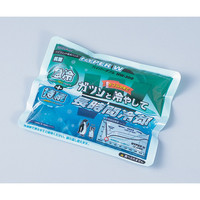 アステージ(astage) 氷温パック 0.3kg ハイパーW 1セット(10個) 1-8650-06 (直送品)
