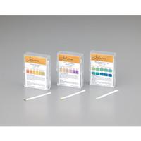 アズワン pH試験紙 044.3 44.3 1セット(1000枚:100枚×10箱) 1-1746-10 (直送品)