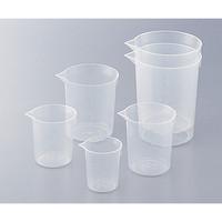アズワン ニューディスポカップ 10mL 100入 1セット(500個:100個×5箱) 1-4621-11 (直送品)