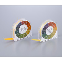 アズワン pH試験紙 004.55 1セット(5巻) 1-1745-01 (直送品)