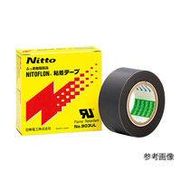 日東電工 ニトフロン粘着テープ 903UL 0.08×19mm×10m 1セット(5巻) 7-328-01 (直送品)