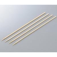 アズワン 滅菌竹串 1セット(5000本:1000本×5ケース) 1-5980-01 (直送品)