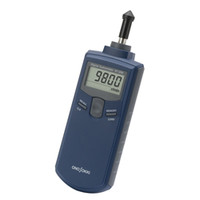 小野測器 ディジタルハンディタコメータ(接触式・汎用液晶表示 ) HT-3200 1台  (直送品)