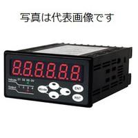 日本電産シンポ デジタルパネル形カウンター  DT-601CG-RE-BI-DC-6L 1個  (直送品)