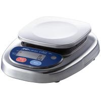 エー・アンド・デイ(A&D) 取引証明用(検定付) 防塵・防水 デジタルはかり 地区5 1kg HL1000iWP-K-A5 (直送品)