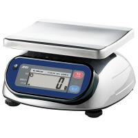 エー・アンド・デイ(A&D) 取引証明用(検定付) 防塵・防水 デジタルはかり 地区3 1kg SK1000iWP-A3 (直送品)