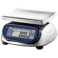 エー・アンド・デイ(A&D) 取引証明用(検定付) 防塵・防水 デジタルはかり 10kg SK-10KiWP 1台 (直送品)