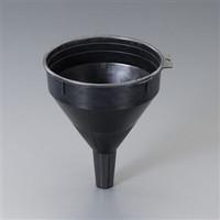esco(エスコ) 直径165mmじょうご(耐油プラスチック製) EA992BL-12 1セット(8個) (直送品)