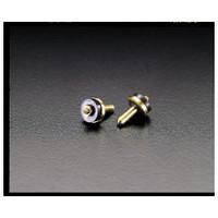 esco(エスコ) 15.0mm/13用ゴム付ケレップ(2個) EA124MA-1 1セット(28個:2個×14パック) (直送品)