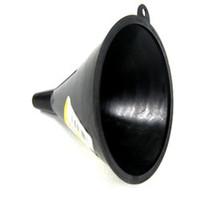 esco(エスコ) 直径130mmじょうご(耐油プラスチック製) EA992BL-11 1セット(20個) (直送品)