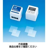 東京硝子器械 TGK カバーグラス#1 正方形 18X18 (200枚入) 863140210 1箱(200枚) 297-5530 (直送品)