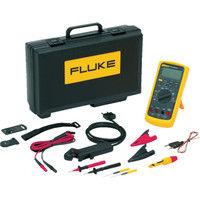 TFFフルーク(ティーエフエフフルーク) FLUKE 自動車用デジタル・マルチメーター(真の実効値) 88-5/A KIT 1台 765-7528 (直送品)