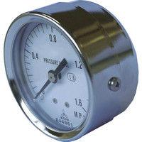 日本精器 圧力計50mm1/4 1.5MPa BN-PG50-15K 1個 758-4024 (直送品)