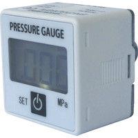 日本精器 デジタル圧力計6A BN-PGD60PL-F1 1台 758-4032 (直送品)
