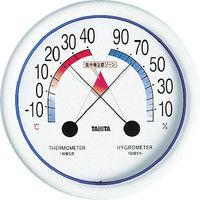 タニタ(TANITA) 食中毒注意ゾーン付温湿度計 5488 5488 1個 765-8427 (直送品)