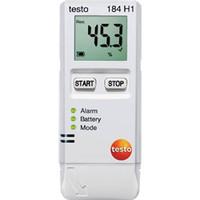 テストー(TESTO) 温度・湿度データロガ TESTO184H1 1台 494-1586 (直送品)