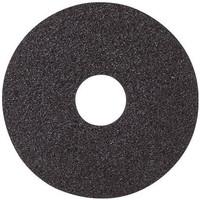 アマノ(AMANO) フロアパッド17 黒 HAL700500 1セット(5枚) 496-1463 (直送品)