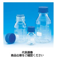 東京硝子器械 TGK ねじ口びん青キャップ付 500ml 371052005 1本 296-9319 (直送品)