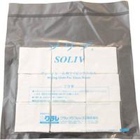 クラレリビング(kuraray) ソリブ 60mm×70mm SOLIV-0607 1ケース(1000枚) 518-6854 (直送品)